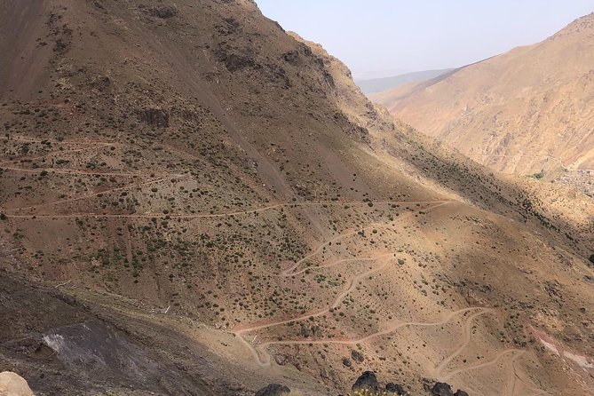 Trekking experience in the Atlas Mountains