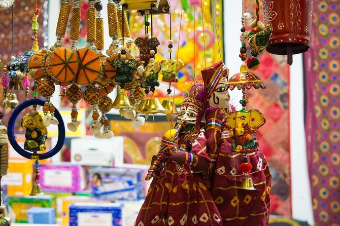 Private Pink City Jaipur Shopping Tour