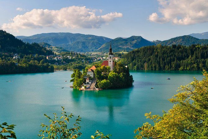 Ljubljana & Lake Bled (up to 8 persons)