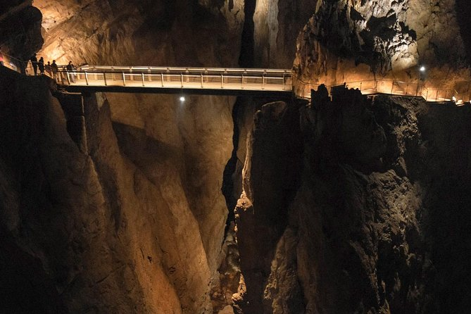 The Škocjan Caves - World Heritage (up to 8 persons)