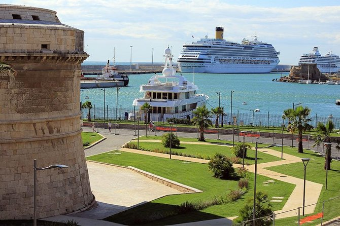 Civitavecchia Port Shore Excursion - Car with Driver to Rome, Etruscan sites etc photo 2