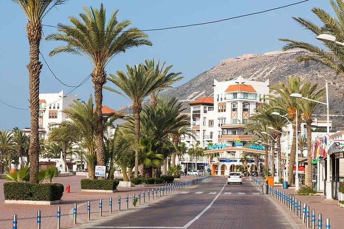 Agadir private transfer from Ouarzazate to Agadir airport (AGA)