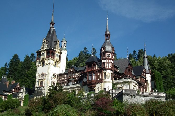 FAMILY DAY TRIP TO CASTELS OF TRANSYLVANIA - Private Day Trip from Bucharest