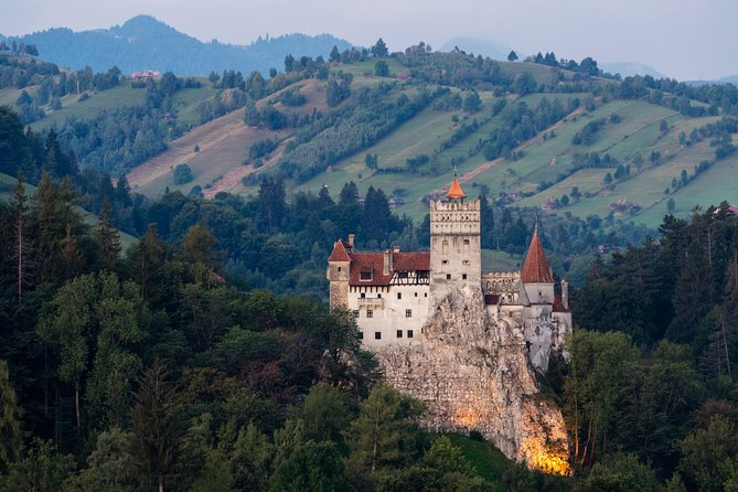 FAMILY DAY TRIP TO CASTELS OF TRANSYLVANIA - Private Day Trip from Bucharest photo 1