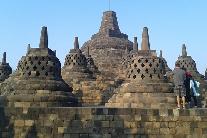 Borobudur Prambanan Temples in One Day Tour