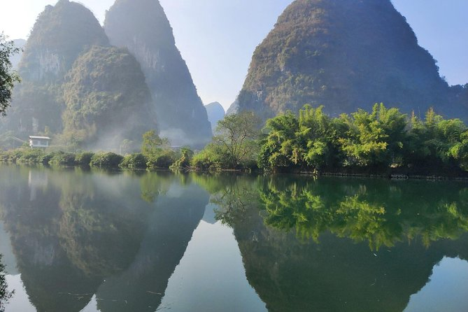 Guilin Yangshuo Day tour from Nanning by Round Way Bullet Train