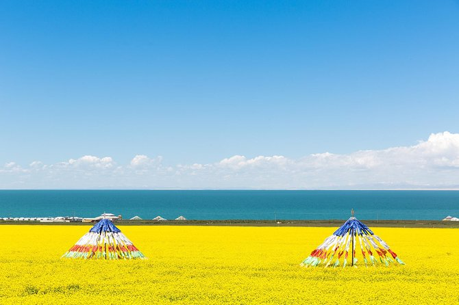 Private Qinghai Lake day Trip from Xining City
