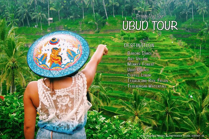 Ubud Tour