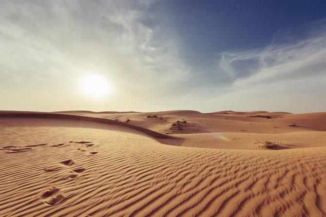 Desert Safari Overnight Package
