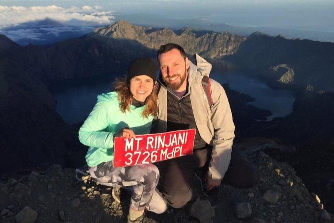 Trekking Rinjani Mountain Summit 2 Days 1 Night - Em Adventure