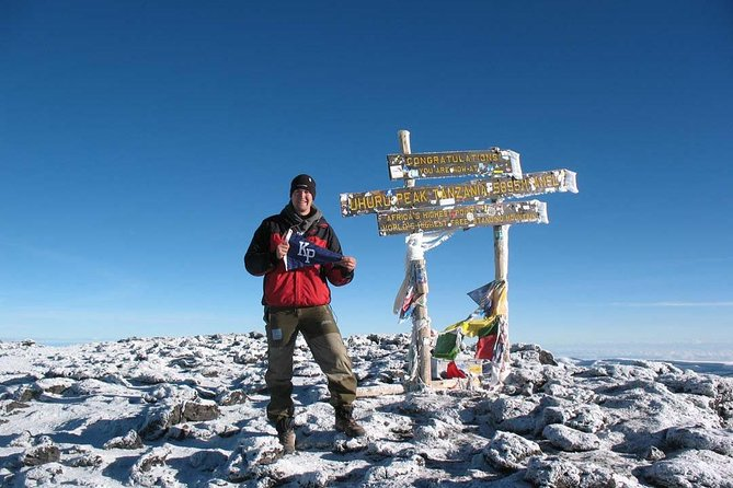 8 Days Kilimanjaro Trek – Lemosho Route