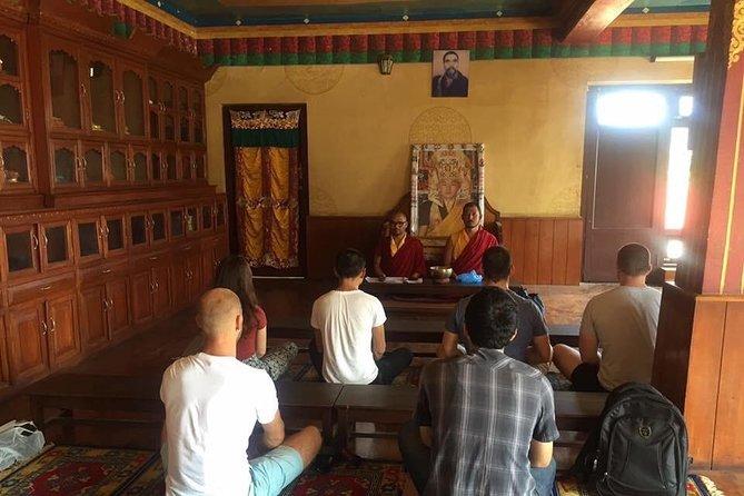 1 week Buddhism Yoga Meditation Retreat with monks