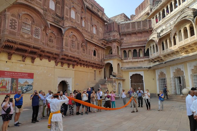 Private Full-Day Tour of Jodhpur with Guide