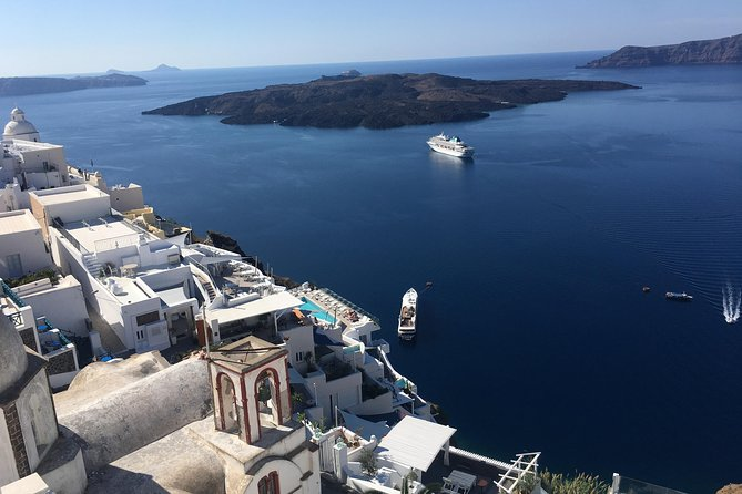 Santorini 5 Hour Custom Private Sightseeing Tour photo 8
