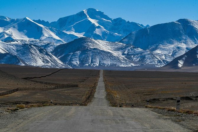 Pamir Highway the roof of the world