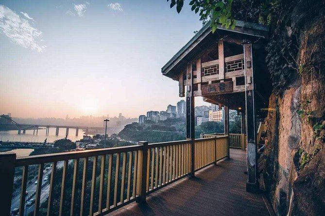 199 USD Per Group Private Chongqing City Hiking Tour