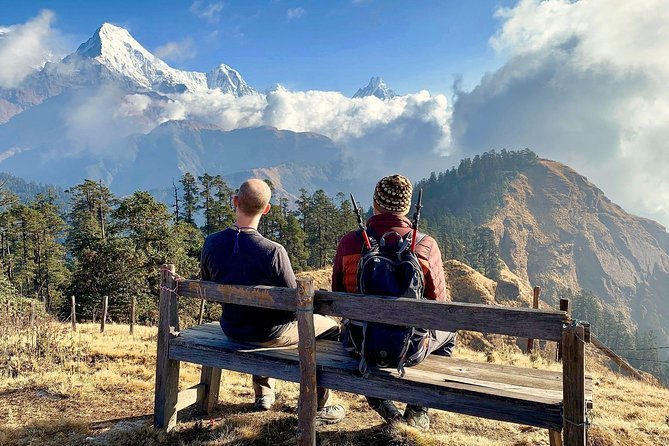 Annapurna Discovery: Trek in Nepal's Annapurna Conservation Area