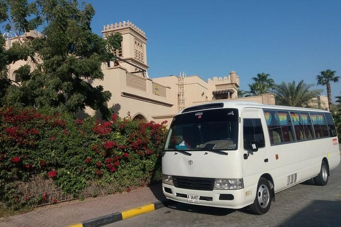 Passenger Pick and Drop | Staff Bus Rental Company | Bus Rental Transport