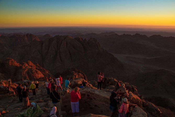 From Sharm: Mount Moses Trekking, Sunrise & Monastery Visit photo 6