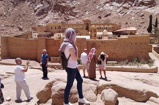 From Sharm: Mount Moses Trekking, Sunrise & Monastery Visit photo 4
