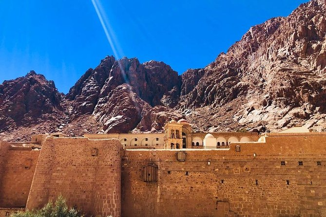 From Sharm: Mount Moses Trekking, Sunrise & Monastery Visit photo 8