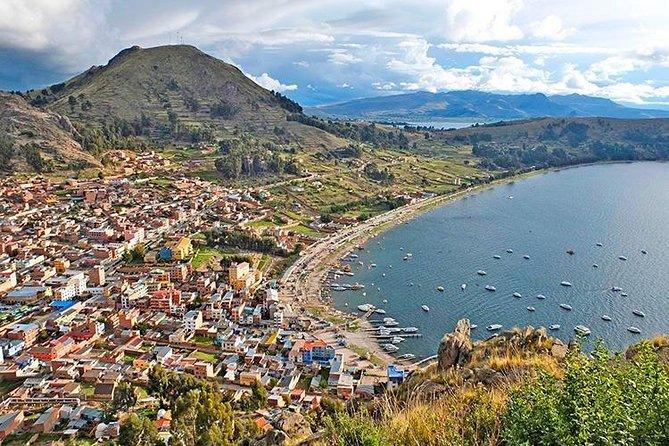 Private Tour: Lake Titicaca, Copacabana and Sun Island from La Paz
