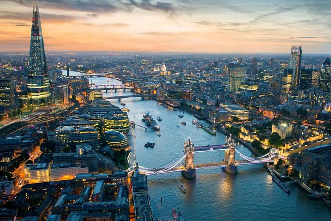 London Heathrow Airport to Central London Transfer