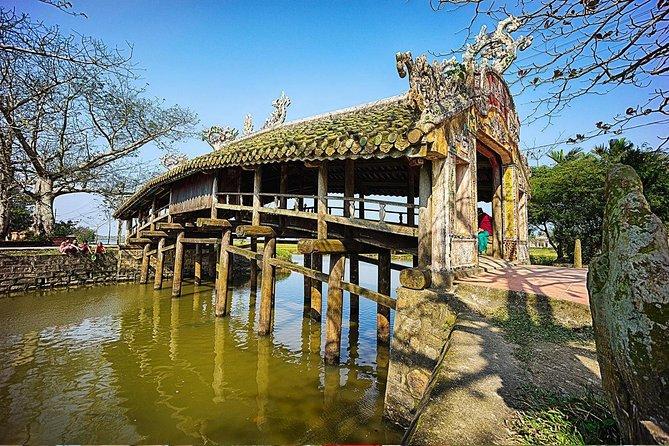 Bike to Thanh Toan Village - Hue Biking Tour