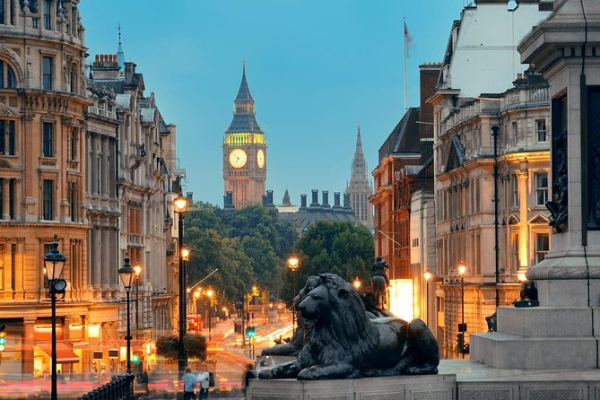 Central London to Stansted Airport transfer