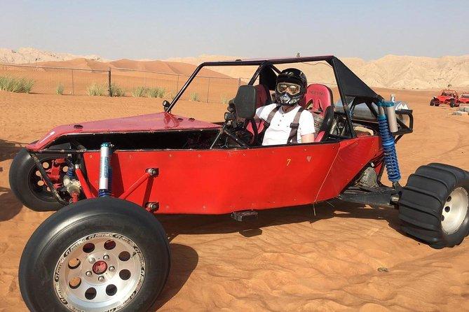 Sharm el-Sheikh: Dune Buggy Safari, Camel Ride & BBQ Dinner