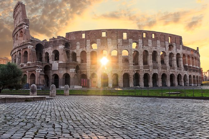Colosseum and Vatican Skip the Line