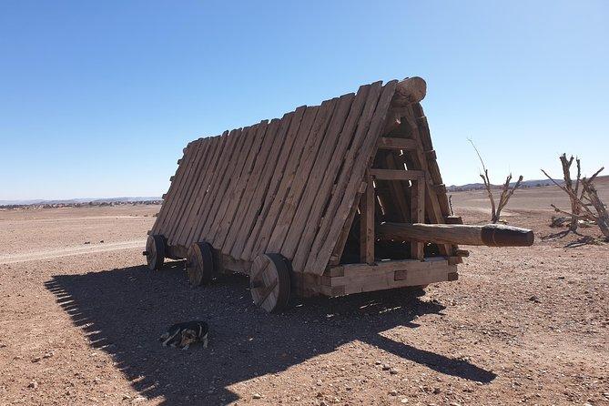 Marrakech to Erg Chigaga 4 days desert tour