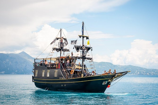 Black Rose Pirate Ship Tour of Corfu photo 1
