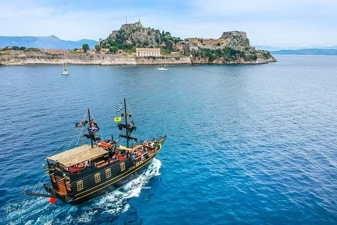 Black Rose Pirate Ship Tour of Corfu photo 9