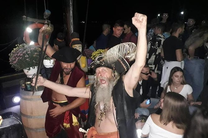 Black Rose Pirate Ship Tour of Corfu photo 8