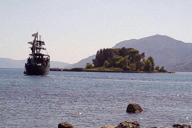 Black Rose Pirate Ship Tour of Corfu photo 20