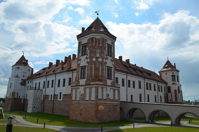 4 Castles for 1 private tour from Minsk - Mir, Nesvizh, Novogrudok, Lubchany