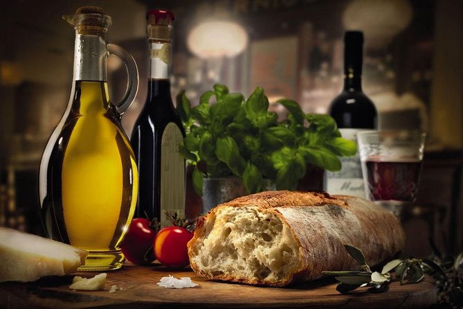 Wine and Olive Oil tasting in Roman Countryside: 3-hour private tour from Rome