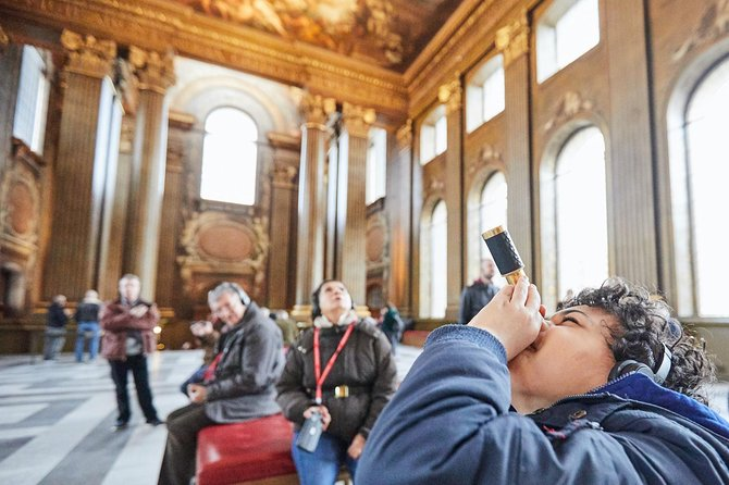 Skip the Line: The Painted Hall at the Old Royal Naval College Ticket photo 7