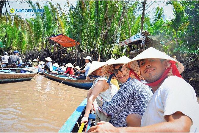 Cu Chi & Mekong Detla