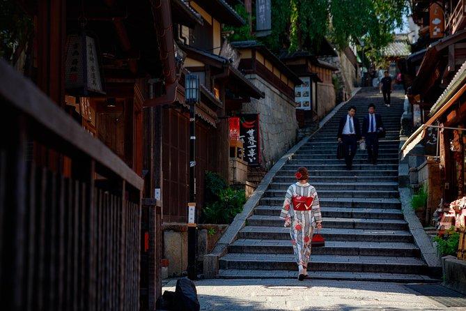 Private Photoshoot & Walk in Gion & Higashiyama - Capture your dream!