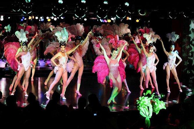 Calypso Cabaret Bangkok Tickets