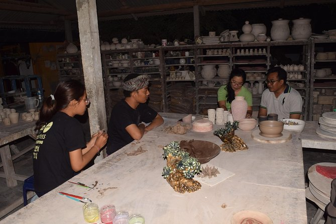 Hand Building Ceramic/Pottery Basic Class
