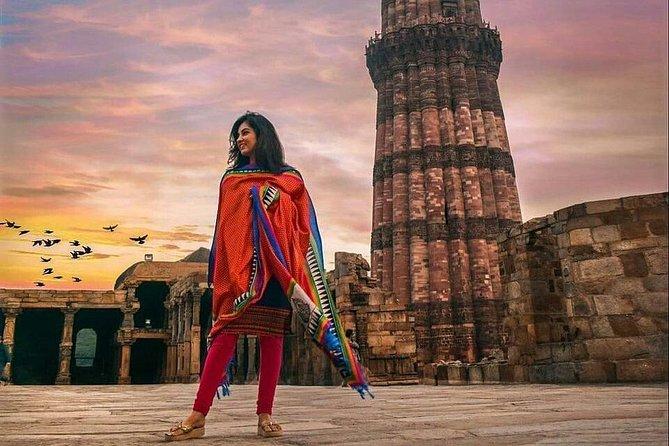 3 Days Golden Triangle Tour From Delhi