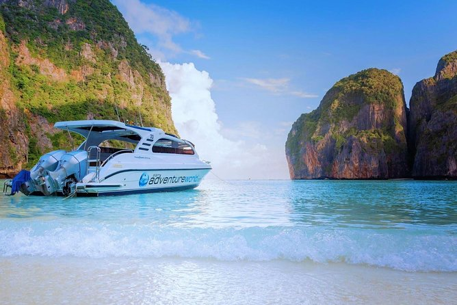 Phi Phi & Khai Island by Speed Boat