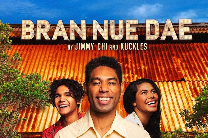 Bran Nue Dae Musical live at the Melbourne Comedy Theatre