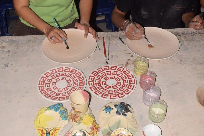 Ceramic Art Painting Class