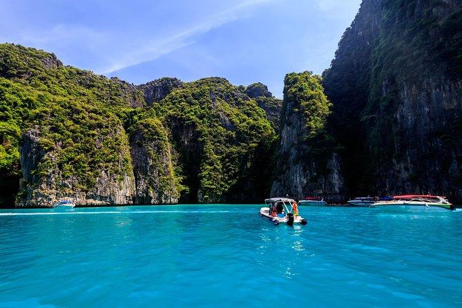 Tour Phi Phi Khai Maiton By Speed Boat