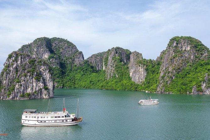 Halong Bay Cat Ba Island 3d2n