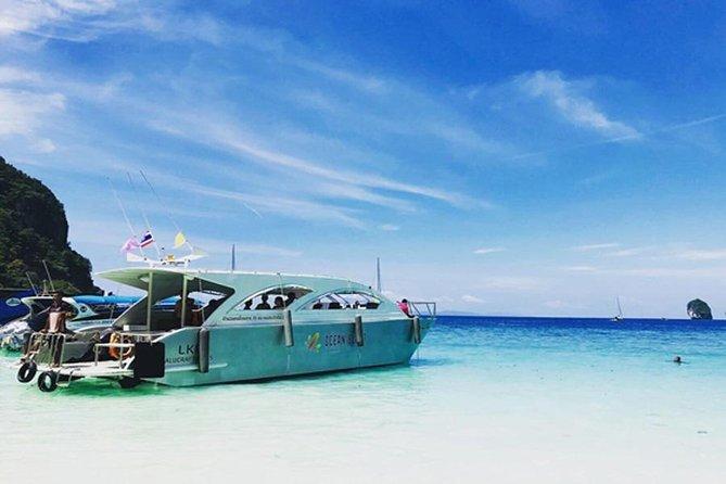 Phi Phi Island Premium Tour by Catamaran Boat